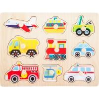 Vehicles Puzzle