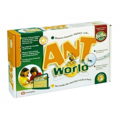 Ant World Discovery