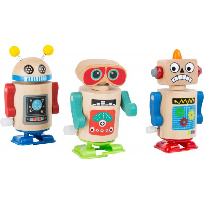 Clockwork Robots