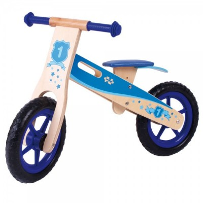 Blue Scooter Bike