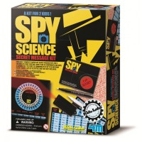 Kids Spy Science - secret message kit