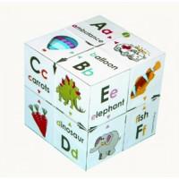 Alphabet Cube Book