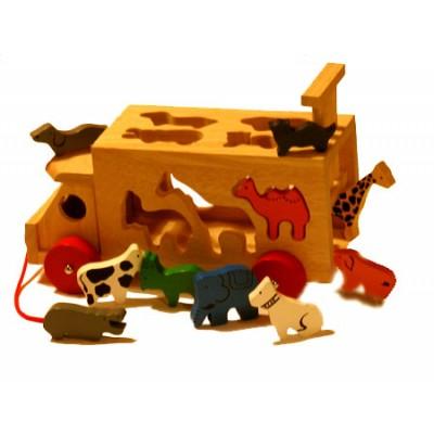 Animal Shape Truck