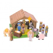 Nativity Set  Bigjigs