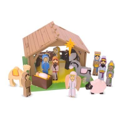 Nativity Set  Bigjigs