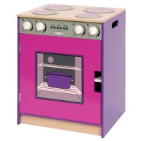 Kitchen cooker - pink