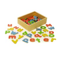 Magnetic Letters - Wooden