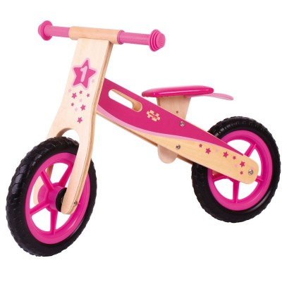 Pink Scooter Bike