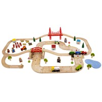 Road and Rail Train set