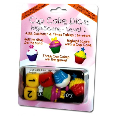 Cup Cake Dice Level 2