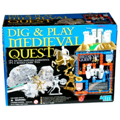 Dig and Play - Medieval Quest