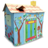 Colour your own Play House