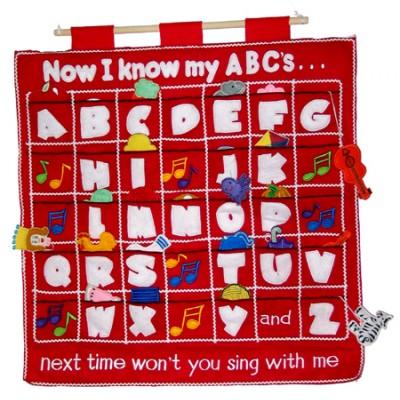 Now I know my ABC