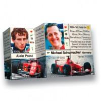 Formula One Racing Cube