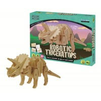 Robotime Triceratops