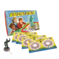 Magical Robot Quiz Game