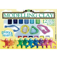 Modelling Clay & Cutter Set