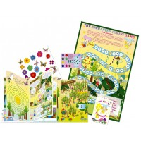 Enchanted Forest Activity Birthday Card