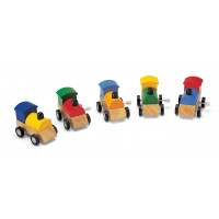 Wind up Trains