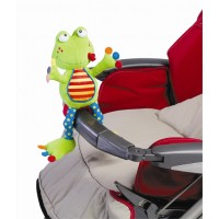 Mr Croak Travel Companion
