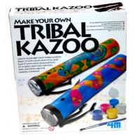 Make your own Tribal Kazoo