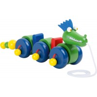 Pull Along Activity dragon