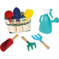 Children`s Garden Bag with Tools