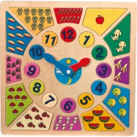 Counting Clock Puzzle