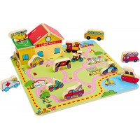Traffic  Play Set