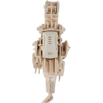 Roaring Mechanical T Rex Robot kit