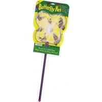 Butterfly shaped net