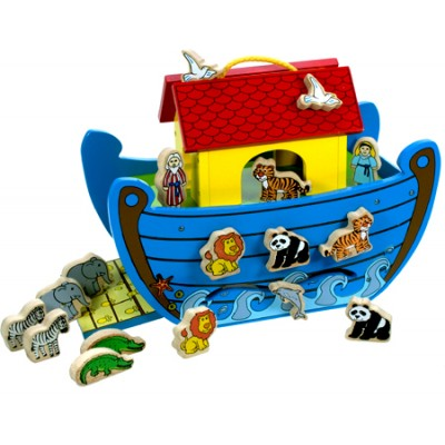 Magnetic Noah`s Ark