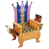 Prince`s Potty Chair