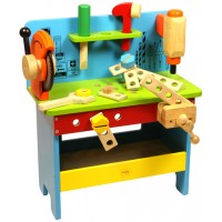 Wooden Tools Workbench