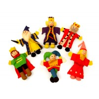 Finger Puppets - Royalty