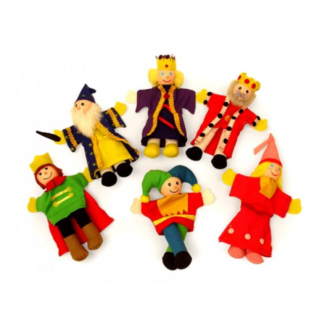 Finger Puppets Royalty 163 9 95 Children S Educational
