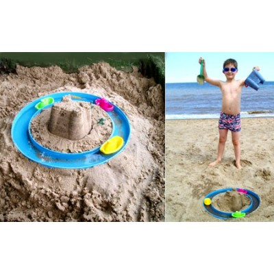 Sand/Beach Moat Playset