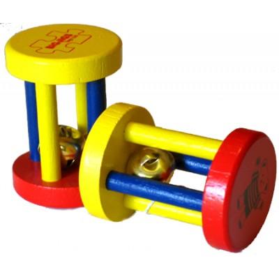 Mini Roll Rattle