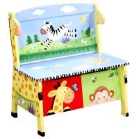 Sunny Safari - Storage Bench