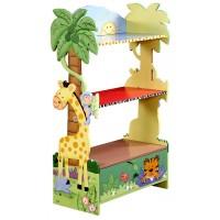 Sunny Safari - Bookcase
