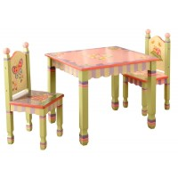 Magic Garden - Table and Chair