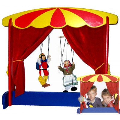 Puppet Table Top Theatre