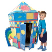 Creative Rocket Play House