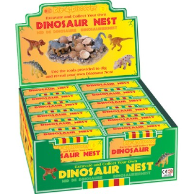 Dinosaur Nest Excavation Kit