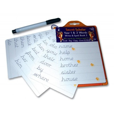 Write and Spell Years 1 and 2
