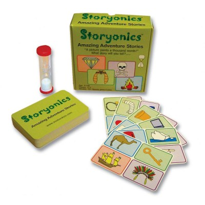 Storyonics - Creative Story Game