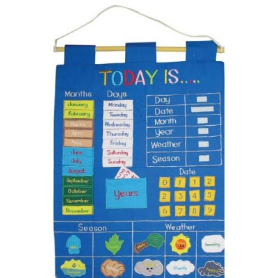 Today Is calendar chart