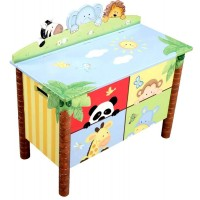 Sunny Safari - Toy Chest