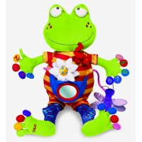 Mr Croak Soft Toy