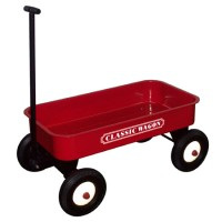 Traditional Pull Cart